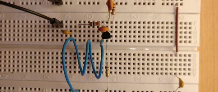 UKW Radio Sender DIY